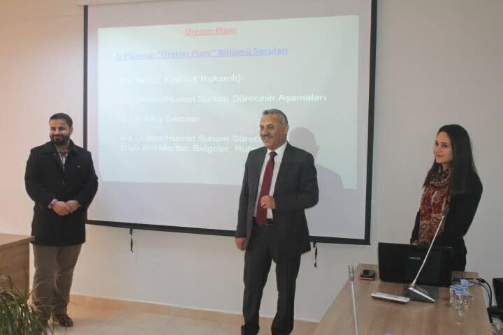Başkan Şanverdi'den Eğitim Gören Kursiyerlere Ziyaret