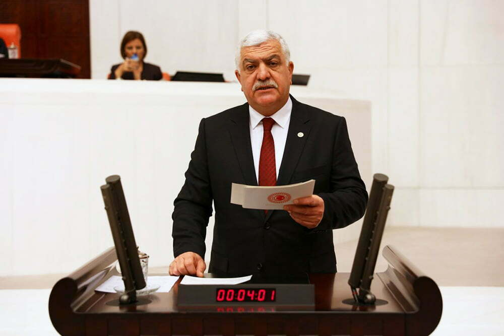 CHP'li Tokdemir, yerel basının maddi sıkıntılarını meclis gündemine taşıdı YEREL BASIN KAN AĞLIYOR!