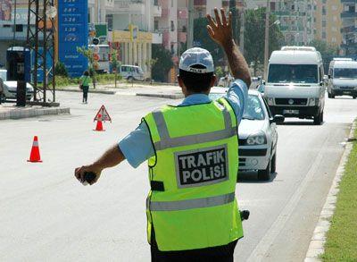 Hatay'da Fahri Trafik Müfettişliği Müessesesi Kuruldu