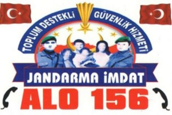 """""""156 Alo Jandarma"""" İhbar Hattı Artık 112'de"""