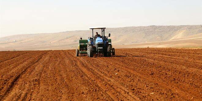 """Çiftçilere """"ECRİMİSİL"""" uyarısı"""