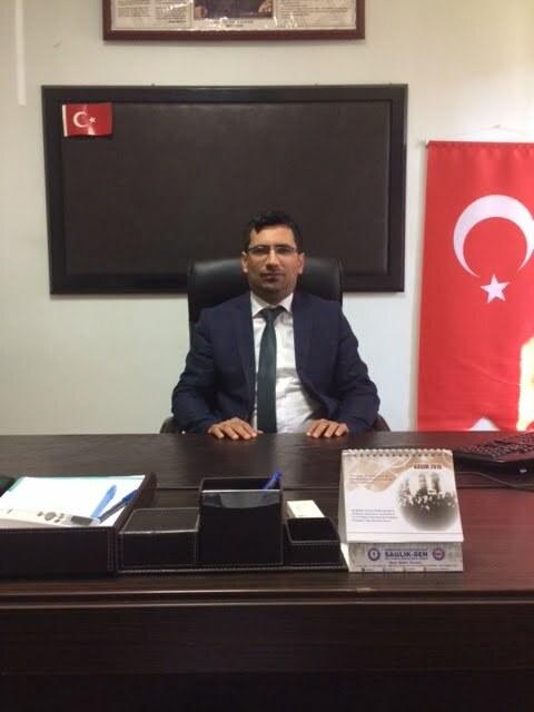 Dr Hakan Yavuz Reyhanlı Toplum Sağlığı Merkezi'ne atandı