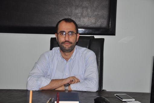Dr. Mustafa Hambolat Sağlık Müdürü oldu
