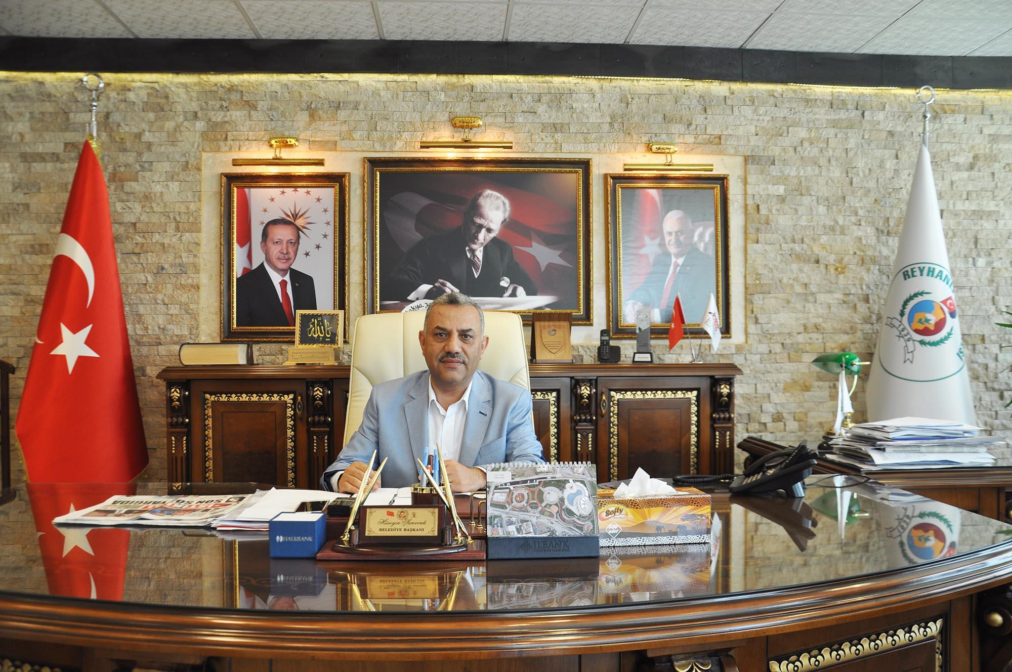 Başkan Şanverdi'nin Ramazan Bayramı Mesajı