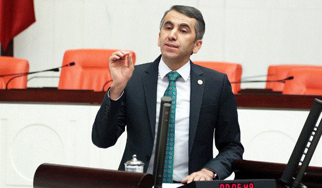 "AK Parti'den ""GAZİ"" Reyhanlı'ya red"
