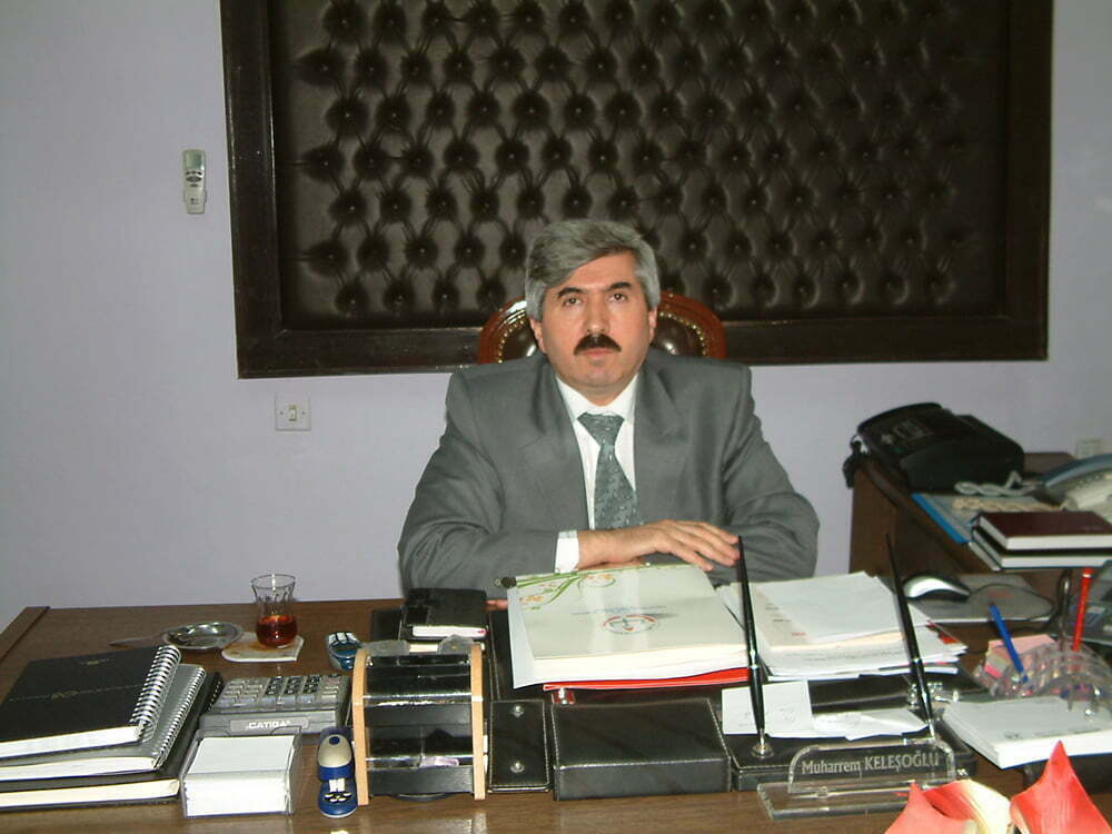 Reyhanlı Milli Eğitim eski Müdürü Muharrem Keleşoğlu vefat etti