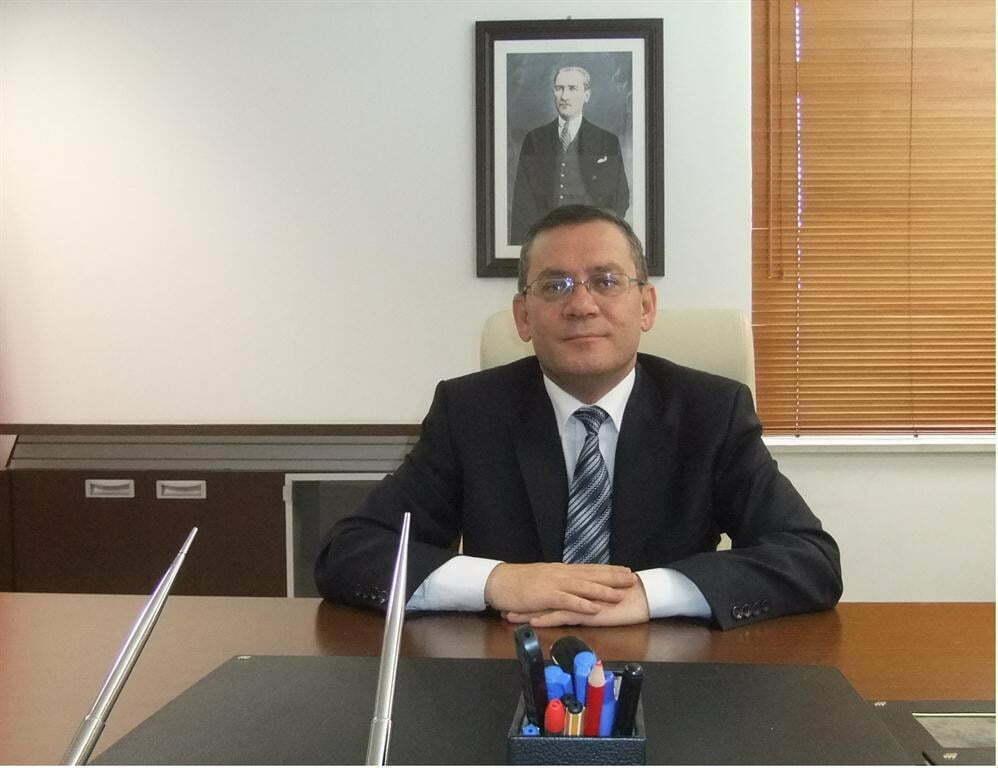 Cilvegözü Mülki Amiri Mehmet Eriş  Konak Kaymakamlığı'na atandı