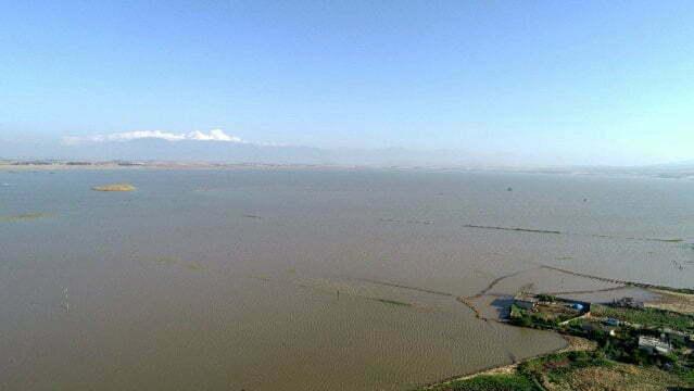 """""""Reyhanlı Barajı ile Amik Ovası'nda  600 bin dekar alan sulanacak"""""""