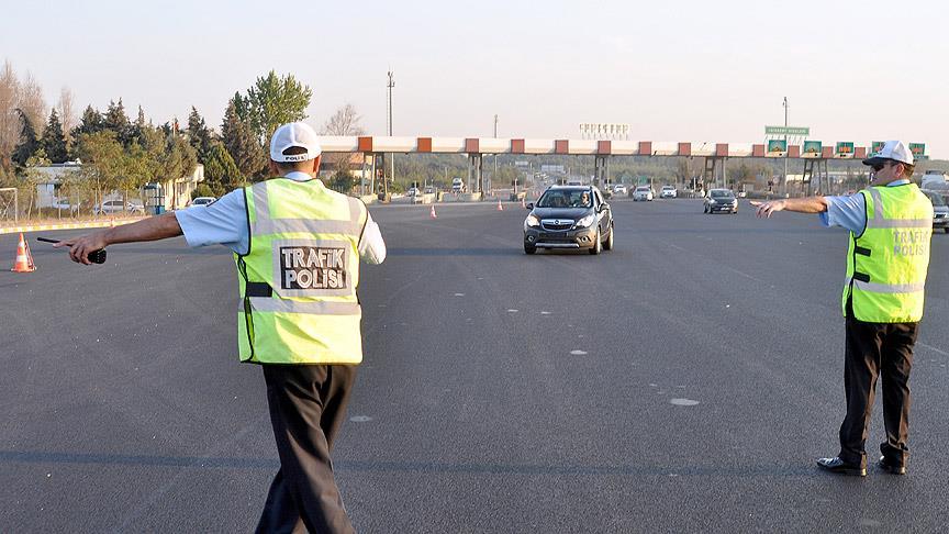 Kurban Bayramı Tatili Süresince Alınacak Trafik Tedbirleri