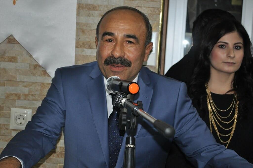 Eğitimci, Hukukçu Av. Mehmet Saruhan, AK Parti'den Milletvekili aday adayı olduğunu açıkladı