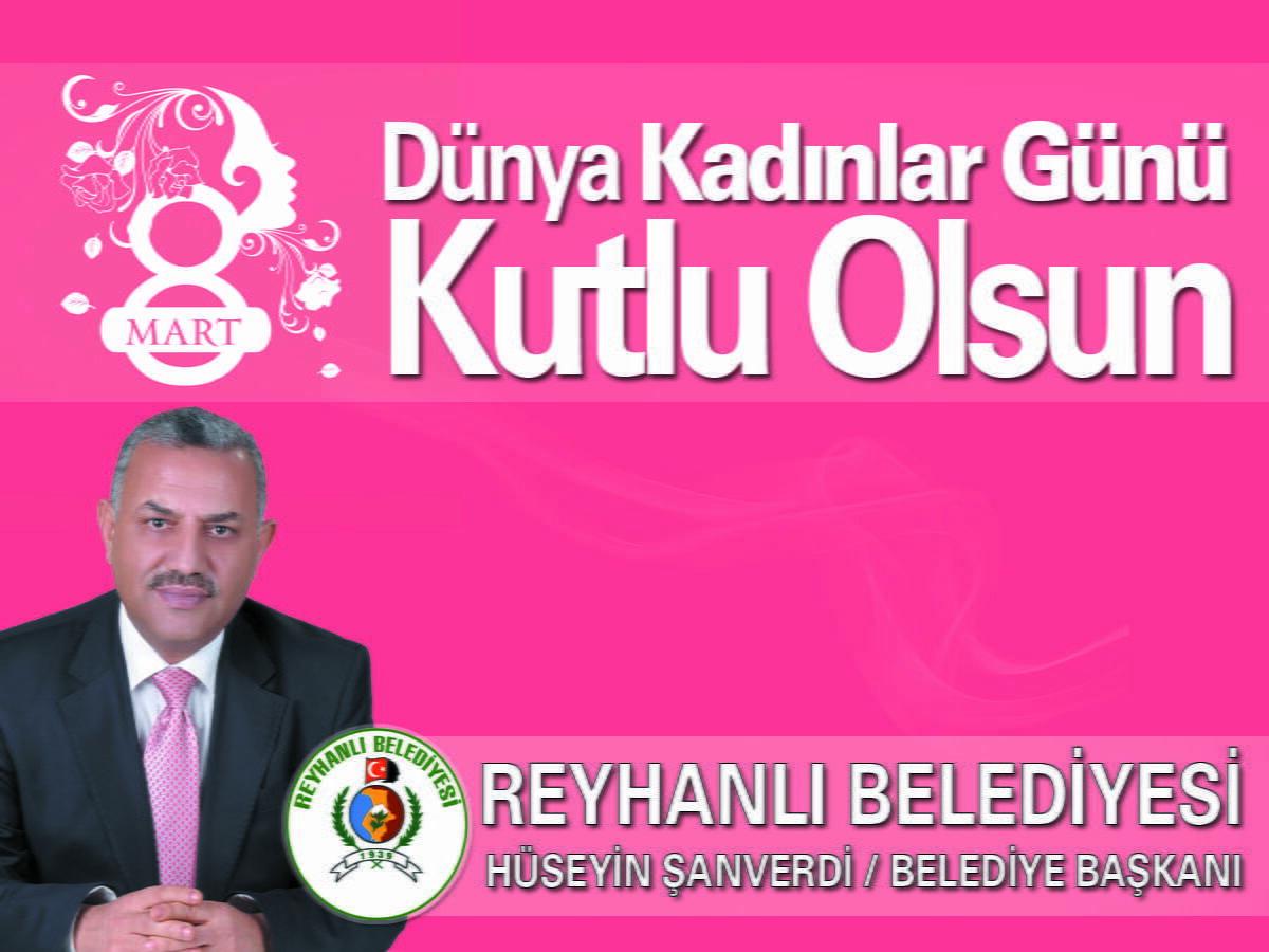 """Başkan Şanverdi; """"Kadınlarımız Ülke Geleceğimizin Temel Taşıdır"""""""