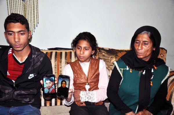 Kızı ve Torunundan 7 Yıldır Haber Alamıyor