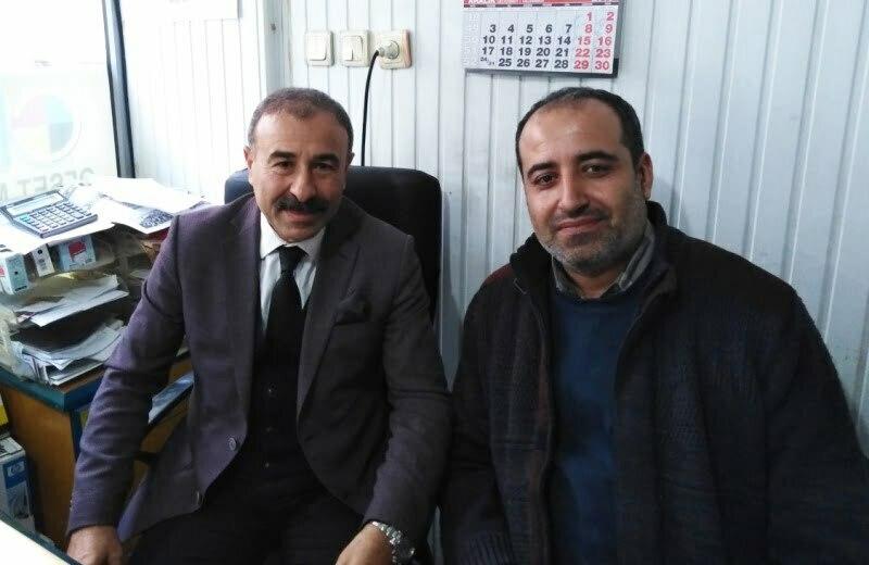 Saruhan'dan Çalışan Gazeteciler Günü Ziyareti