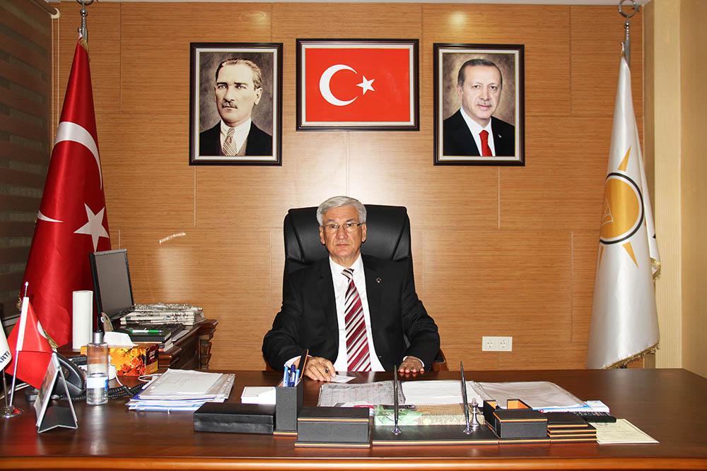 AK Parti Hatay İlçe Teşkilatları 7. Olağan Kongreleri başlıyor